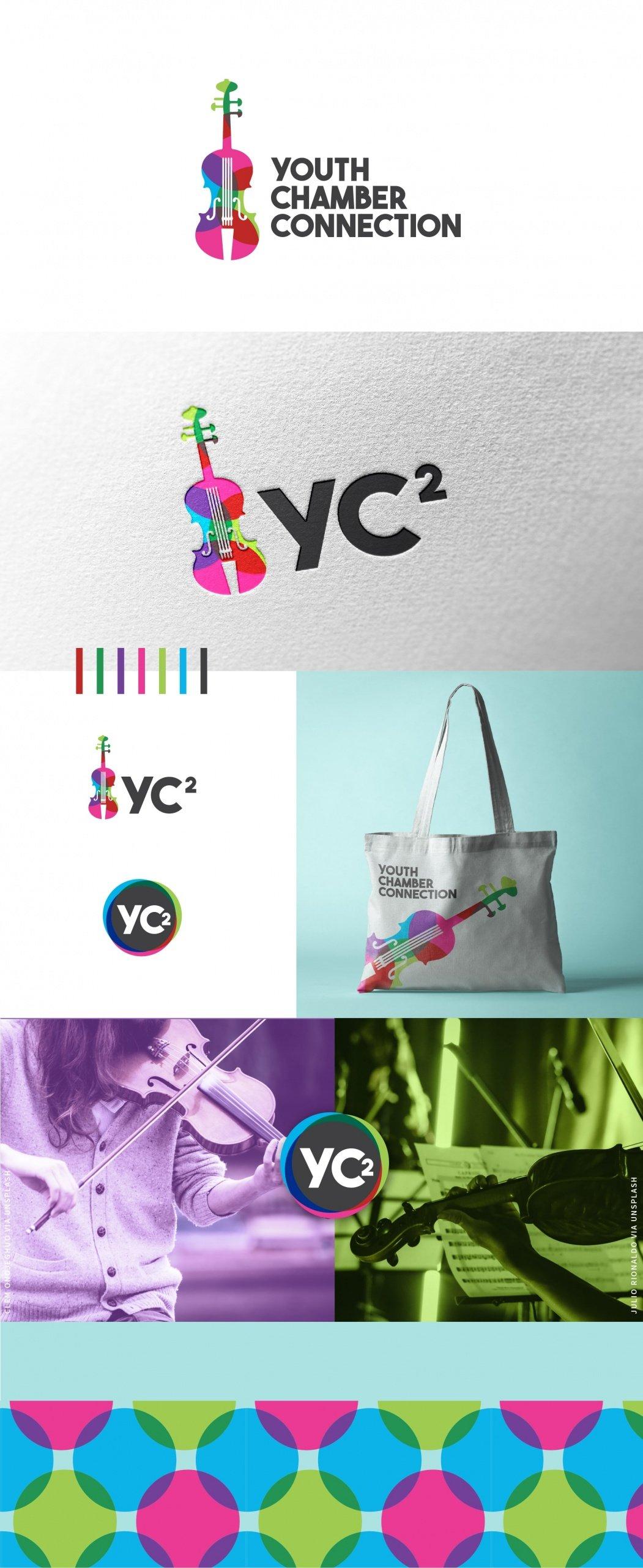 YC2   branding, identity  Jessica Salinas Design